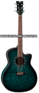 Dean Exotica Quilt Ash