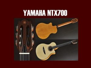 Yamaha NTX700 Review