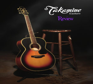Takamine GC5CE Review
