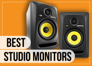 7 Best Studio Monitor Speakers Under $500 – (2017)